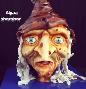 Cpc Halloween 2017 collaboration cake - Cake by Alyaa sharshar
