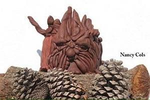 El árbol que habla - Cake by Nancysbakery