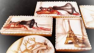 Art installations  - Cake by DDelev