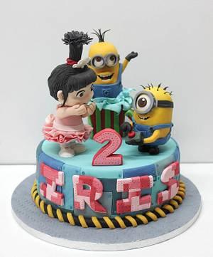 Birthday surprise ! - Cake by Artym