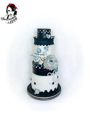 90th Birthday cake  - Cake by Ivon