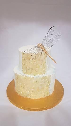 Dragon-fly - Cake by Cake Loves Vanilla
