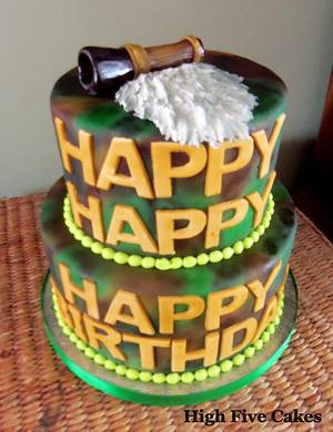 Duck Dynasty - Cake by Sarah Myers