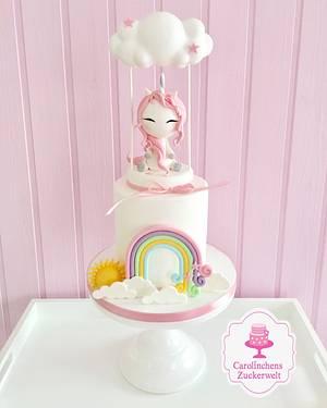 💕 Unicorn Cake 💕 - Cake by Carolinchens Zuckerwelt