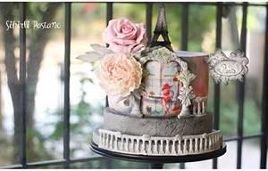 Paris Cake - Cake by Sihirli Pastane