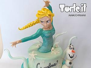Frozen Cake - Cake by Marco Pisani