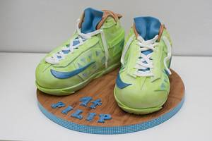 Nike zoom hyperfuse 2013 - Cake by SweetdreamsbyNika