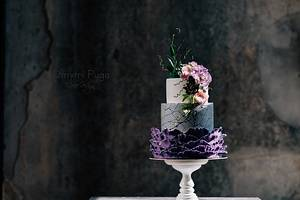 Romantic Violet - Cake by Dmytrii Puga
