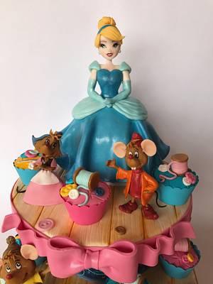 Cinderella cake - Cake by Branka Vukcevic