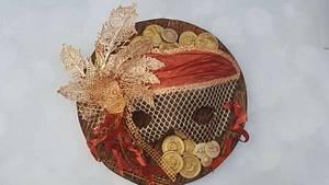 SugarPirates Pirate Mask  - Cake by melinda