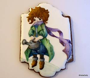Let's Dream Together Collaboration (le petit prince) - Cake by Sweet Dreams by Heba