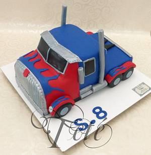 """""""OPTIMUS"""" CAKE - Cake by Teté Cakes Design"""