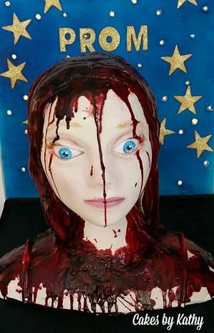 Carrie - Cake by CakesbyKathy