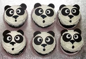 cupcake Panda - Cake by Valentine Svatovoy