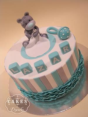 Teddy cake - Cake by Dzesikine figurice i torte