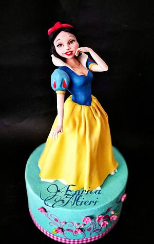 Biancaneve - Cake by Enryaltieri