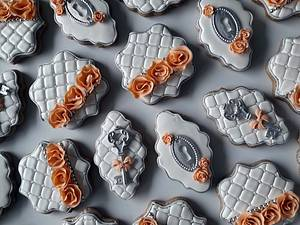 Wedding cookies - Cake by Antonia Lazarova