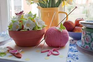 Afternoon brithday tea  - Cake by SueC