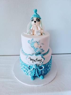 Baby cake - Cake by alenascakes