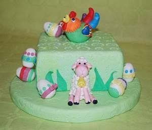 ... Pasqua con chi vuoi ! - Cake by Iwona Kulikowska