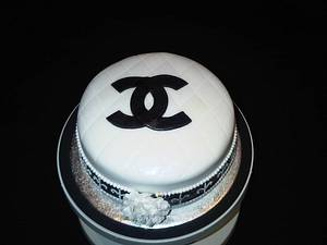 Chanel cake - Cake by Cake Love