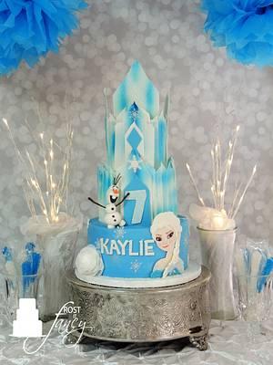 Kaylie - Cake by Frost it Fancy Cakes