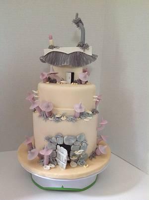 Harry Potterish - Cake by Melanie