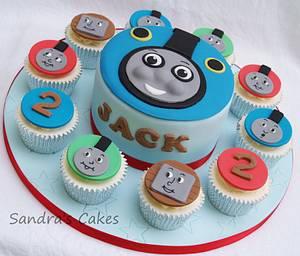 Jack - Cake by Sandra's cakes