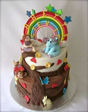 Fairy Tale... - Cake by Bizcocho Pastries