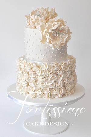 ~Nicole~ - Cake by Tortissime Cake Design