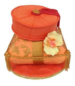 Pillow Cake - Cake by Xiomara Ortiz-Bevel