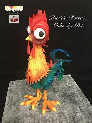 Heihei Amore - A heart for children  - Cake by Cakes by Pat