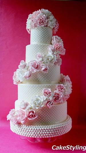 Rose Garden - Cake by Cake Styling