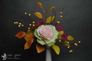Autumn Display - Cake by JarkaSipkova