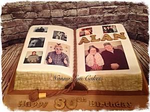 Photo Album - Cake by Nanna Lyn Cakes