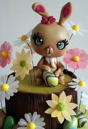 Happy Easter - Buona Pasqua - Cake by Tissì Benvegna