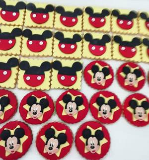 Michey mouse cookies  - Cake by Gabriella Luongo