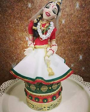 Manipuri  - Cake by Santis