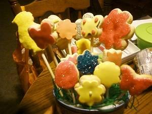 Cookie Pops 2013 - Cake by Neesie