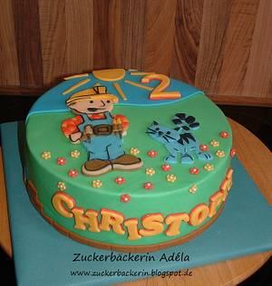 Bob the Builder - Cake by Adéla