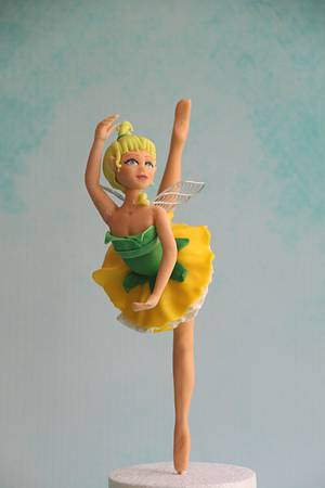 The Dancing Fairy - Cake by Tal Zohar