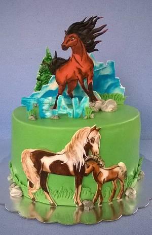Family - Cake by BULGARIcAkes