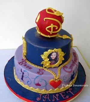 Descendant cake - Cake by Tiziana Inn