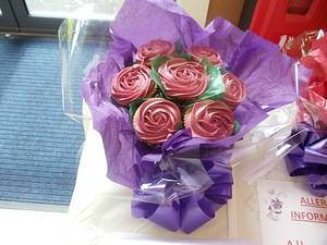 Cupcake Bouquets - Cake by Enchanting Cupcakes hobby cakes