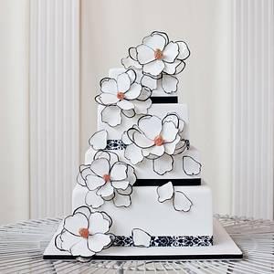 Temperley of London-Inspired Cake - Cake by Renay Zamora