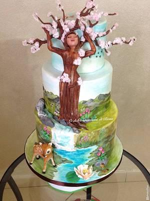 Il risveglio della Primavera - Cake by Le dolci creazioni di Rena