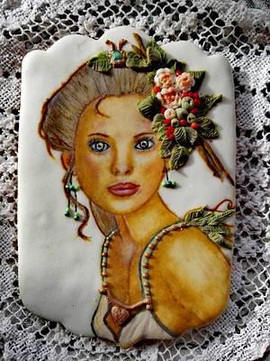 Dama del Bosque - Cake by Yolanda