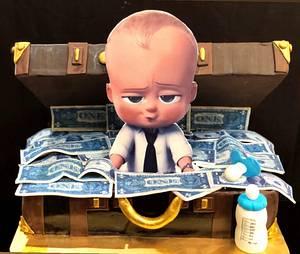 Boss Baby - Cake by Upi