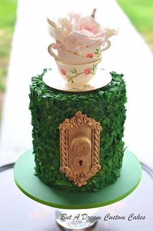 Tea Party - Cake by Elisabeth Palatiello