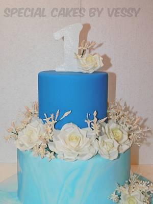 Rose cake  - Cake by Vesi